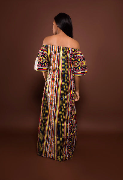 Reed long dress