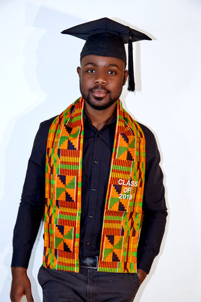 Graduation Stoles Kente Rew