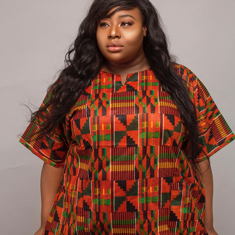 Kente Rew Plus Size (Unisex)