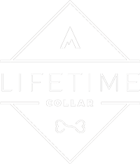 atlas pet company lifetime collar collection premium rope dog collar backed by lifetime warranty and made in america banner