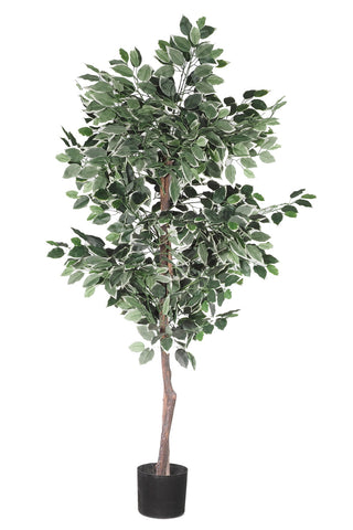 Bushy Artificial Ficus Tree 1.2m