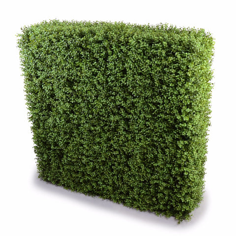 Deluxe Portable Buxus Hedges UV Stabilised 100cm Long X 100cm High
