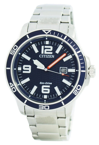 Citizen Eco-Drive Sports Power Reserve AW1520-51L Men's Watch