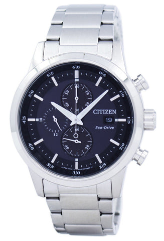 Citizen Eco-Drive Chronograph CA0610-52E Men's Watch
