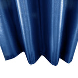 Art Queen 2 Panel 300 x 230cm Eyelet Block Out Curtains -  Navy