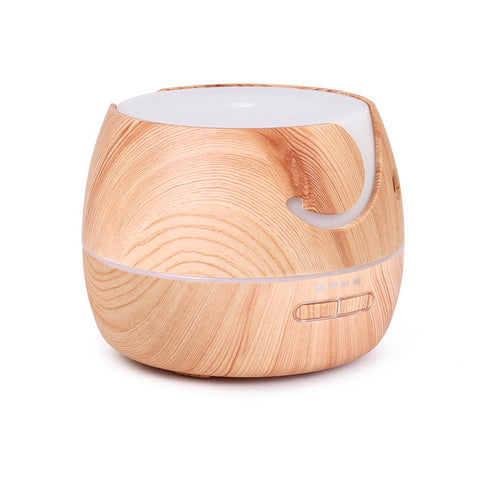 Aroma Diffuser Air Humidifier 400ml Light Wood Grain