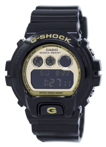 Casio G-Shock Shock Resistant Chrono Alarm DW-6900CB-1DS DW6900CB-1DS DW-6900CB-1 Men's Watch