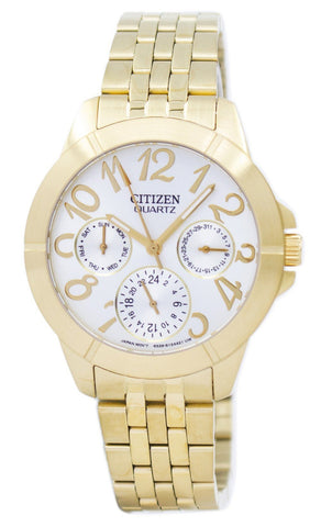 Citizen Quartz Analog ED8102-56A Women's Watch
