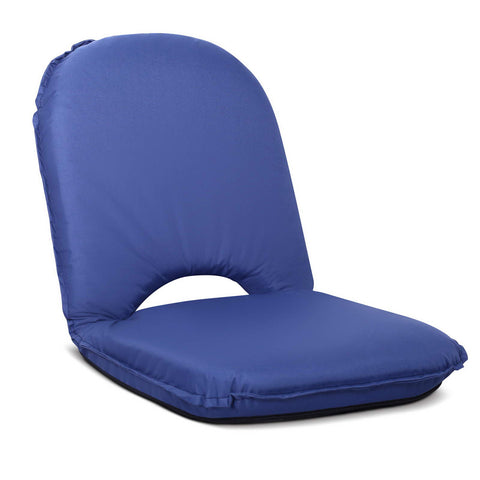 Foldable Beach Sun Picnic Seat Navy