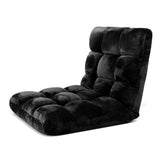 Adjustable Lounge Chair Black