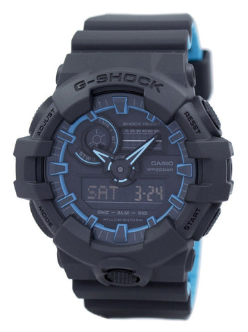 Casio G-Shock Illuminator Shock Resistant GA-700SE-1A2 GA700SE-1A2 Men's Watch