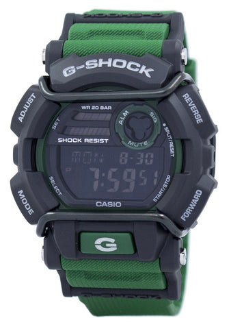Casio G-Shock Flash Alert Super Illuminator 200M GD-400-3 GD400-3 Men's Watch