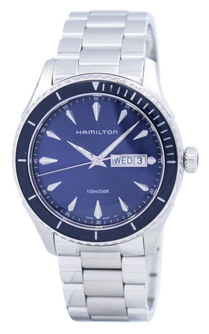 Hamilton Jazzmaster Seaview Quartz H37551141 Men's Watch