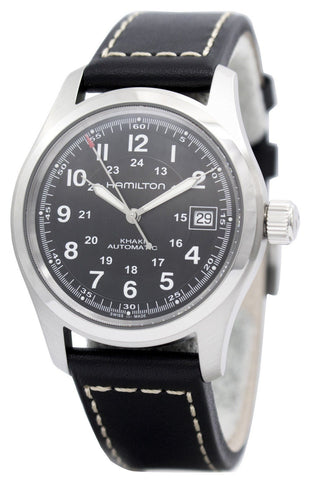Hamilton Khaki Field Automatic H70455733 Men's Watch