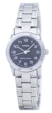 Casio Quartz LTP-V001D-1B LTPV001D-1B Women's Watch