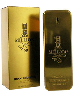 1 MILLION 100ml EDT SP