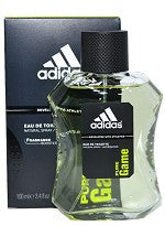 ADIDAS PURE GAME 100ml EDT SP