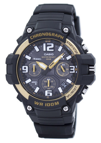 Casio Chronograph Analog MCW-100H-9A2VDF MCW100H-9A2VDF Men's Watch