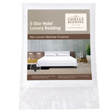 Waterproof Non-Woven Mattress Protector - Double