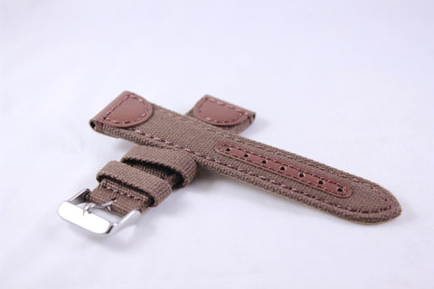 Canvas Strap 22mm