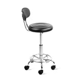 Salon Stool Black