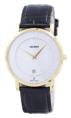 Orient Quartz Japan Made SGW01008W0 Men's Watch