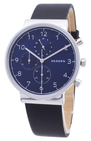 Skagen Ancher Chronograph Quartz SKW6417 Men's Watch