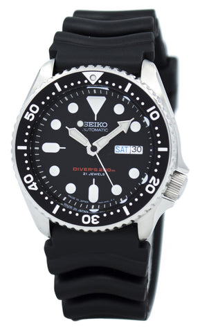 Seiko Automatic Diver's Japan Made SKX007 SKX007J1 SKX007J 200M Men's Watch