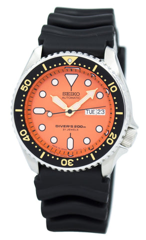 Seiko Automatic Diver's 200m Japan-made SKX011 SKX011J1 SKX011J Men's Watch