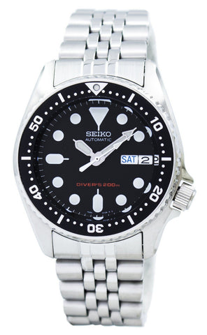 Seiko Automatic Scuba Divers 21 Jewels 200M SKX013K2 Men's Watch