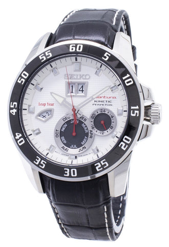 Seiko Sportura Kinetic Perpetual SNP087 SNP087P1 SNP087P Men's Watch