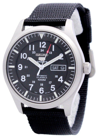 Seiko 5 Sports SNZG15 SNZG15K1 SNZG15K Automatic Men's Watch