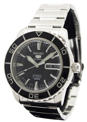 Seiko 5 Sports Automatic SNZH55 SNZH55J1 SNZH55J Men's Watch