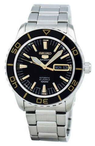 Seiko Automatic Sports Japan Made SNZH57 SNZH57J1 SNZH57J Men's Watch