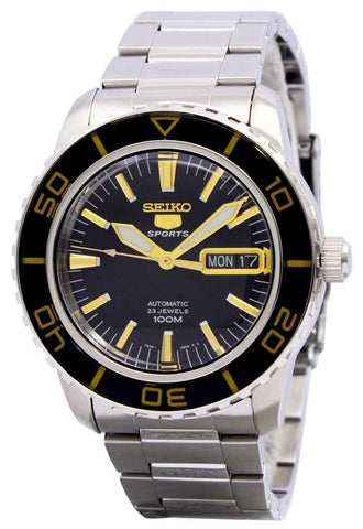 Seiko Automatic Sports SNZH57 SNZH57K1 SNZH57K Men's Watch