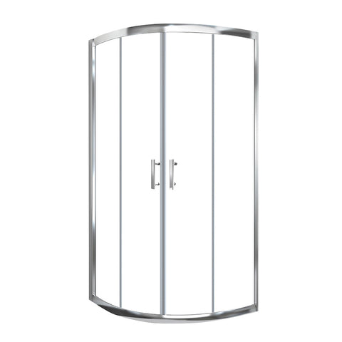 Cefito 900MM Curved Shower Cubicle