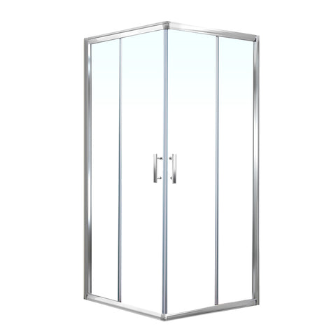 Cefito 860MM Square Shower Cubicle Screen