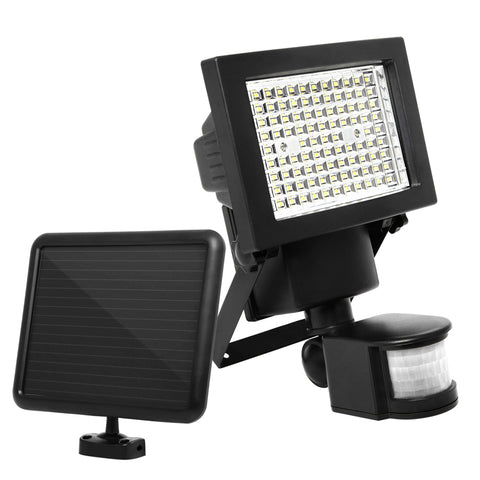 100 LED Solar Sensor Light