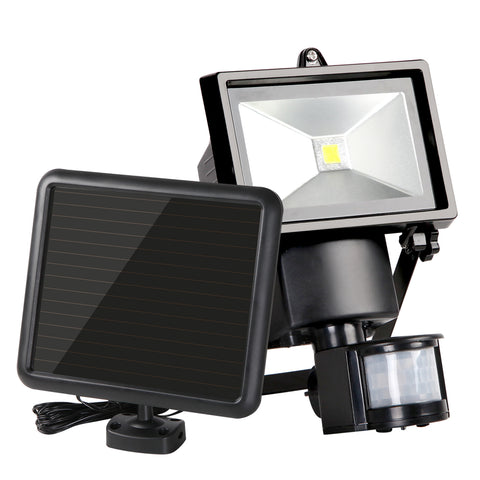 5W COB LED Solar Security Lights