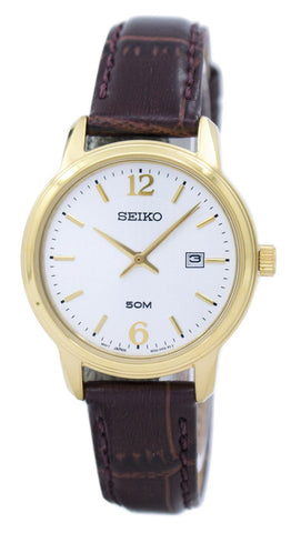 Seiko Quartz SUR658 SUR658P1 SUR658P Women's Watch