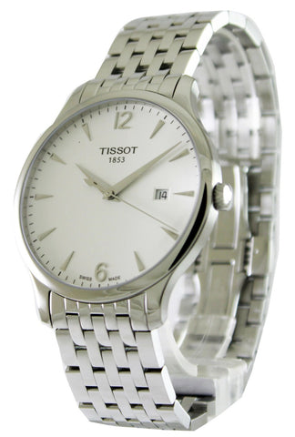 Tissot T-Classic Tradition Quartz T063.610.11.037.00 T0636101103700 Men's Watch