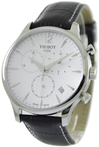Tissot Tradition Chronograph T063.617.16.037.00 T0636171603700 Men's Watch