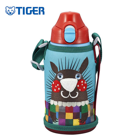 TIGER stainless bottle Sahara 2WAY echidna MBR-A06GA