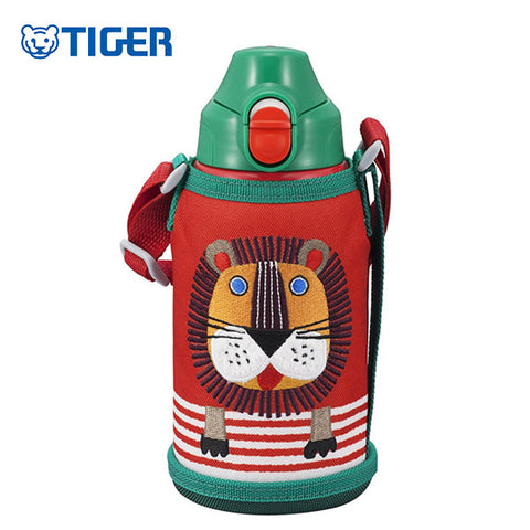 TIGER stainless bottle Sahara 2WAY Lion MBR-A06GR