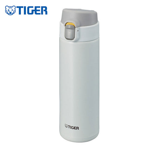 TIGER SUPER LIGHT STAINLESS STEEL CUP MMY-A 0.5L WHITE