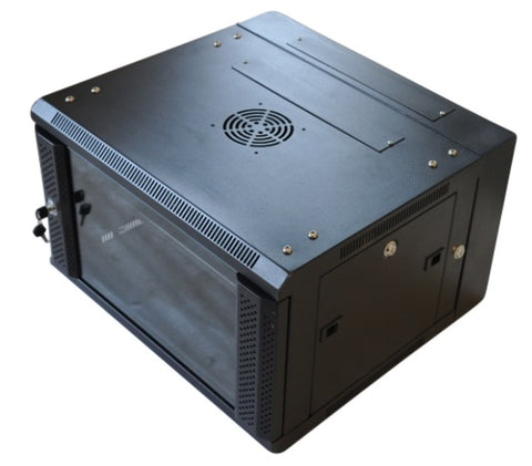 6RU 550MM Comms Data Rack Cabinet