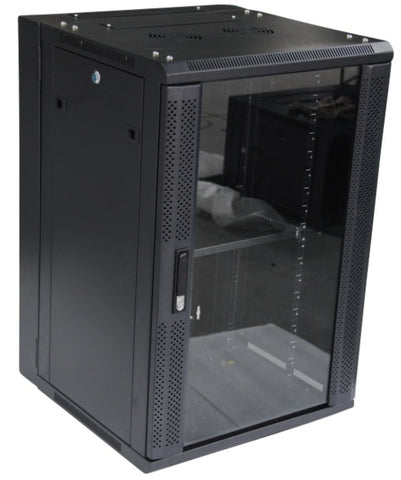 18RU 600MM Comms Data Rack Cabinet