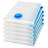Set of 12 Vacuum Storage Bags 80 x 120cm