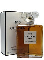 CHANEL No 5 100ml EDP SP