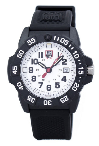 Luminox Navy Seal 3500 Series Diver's XS.3507 Quartz 200M Men's Watch